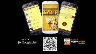 Country Radio Stations - Android App