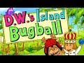 Arthur D. W's Island Bugball Game 🌟Funny Games for KIDS