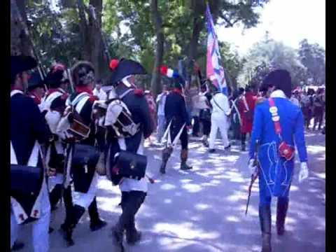 Evocation of the Battle of Marengo, Marengo, Italy, June 2010 (c)
