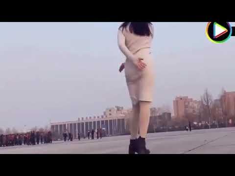 Co Gai Xinh ep Quyen Ru Nhay Shuffle Dance Sexy Tung uong 5