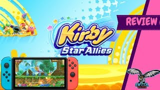Kirby Star Allies Nintendo Switch Review (Video Game Video Review)