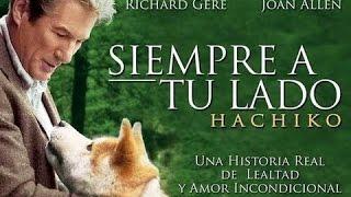 HACHIKO DOG STORY inglés HD Subtitulo cc latino