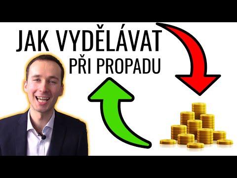Jak vydělat při propadu cen: Úspěšné dlouhodobé investování (akcie)