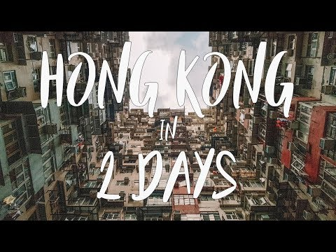 How To Spend 2 Days In Hong Kong