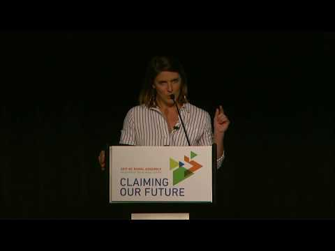 Chef Vivian Howard, Keynote Address, 2017 NC Rural Assembly ...