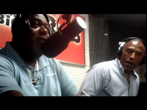 Bermuda Inside Sports Talk Radio May 14th Part 2