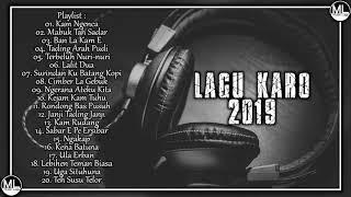 Kumpulan Lagu Karo Populer 2019