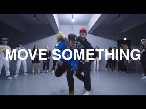 MOVE SOMETHING - DJ Quik & Problem |  YUN choreography | Prepix Dance Studio