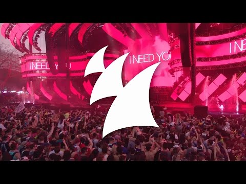 Armin van Buuren & Garibay - I Need You (feat. Olaf Blackwood) [Live At Ultra Miami Festival 2017]