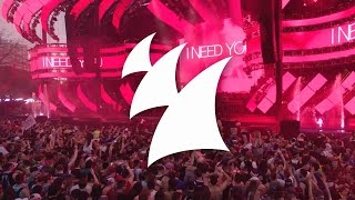 Armin van Buuren & Garibay - I Need You (feat. Olaf Blackwood) [Live At Ultra Miami Festival 2017]