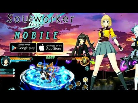 🔴RILIS Soul Worker ZERO Online -- Gameplay Android Terbaik. - 동영상
