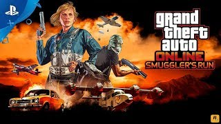 GTA Online: Smuggler's Run Trailer | PS4