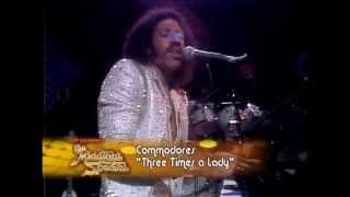 The Commodores - Three Times A Lady (Live Midnight Special 1979) - Long version