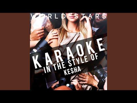 Your Love Is My Drug (Karaoke Version)