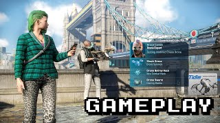 Game TV Schweiz - WATCH DOGS LEGION: Official Gameplay German
