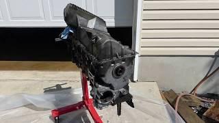 BMW M52 Engine Rebuild - Part 2 of 9
