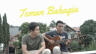 Video Jaz - Teman Bahagia (Falah & Gian Live Cover) download MP3, 3GP, MP4, WEBM, AVI, FLV Maret 2018