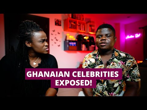 Wode Maya exposes the fake life of Ghanaian Celebrities