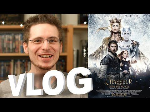 Vlog - Le Chasseur et la Reine des Glaces streaming vf