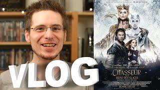 Vlog - Le Chasseur et la Reine des Glaces