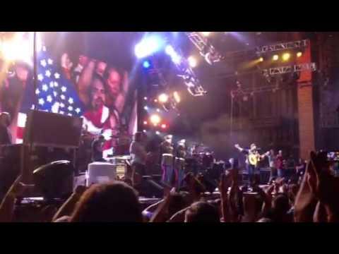 Zac Brown Band - Chicken Fried - Phoenix AZ 10/28/13