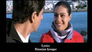 Tere Naina |  My Name Is Khan | Shahrukh Khan | Kajol
