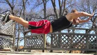 Joe Solinski-49 years old -American Ninja Warrior Submission 2012-Flower Mound, Texas
