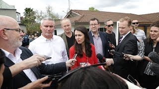 Election 2017 LIVE: Jacinda Ardern stand up 24/9/17
