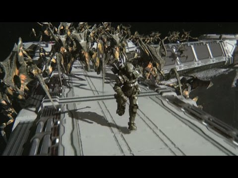 "STARSHIP TROOPERS INVASION Music Video ""When We Stand Together"" Nickleback"
