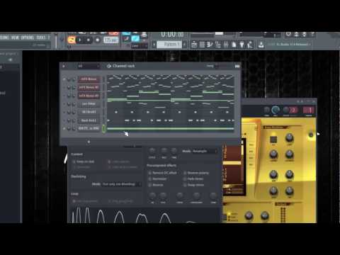 ( TUTORIAL ) How To Make A 808 Mafia x Southside xTM-88 Type Beat