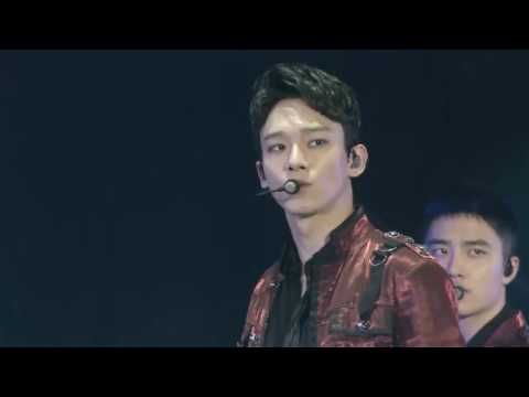 EXOrDium In Japan EXO 엑소 MAMA Intro HD