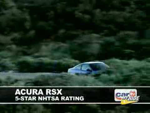 Overview: 2006 Acura RSX - YouTube on
