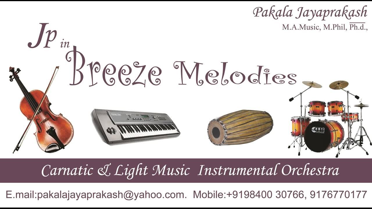 Chennai Best Instrumental Orchestra For Wedding