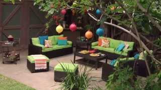 Pier 1 Imports: Tips for Bright and Bold Summer Entertaining