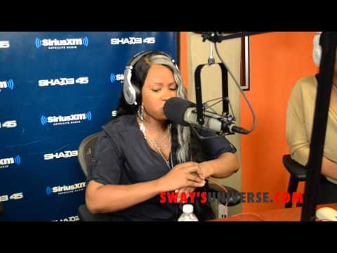 Remy Ma Freestyles Live on Sway in the Morning