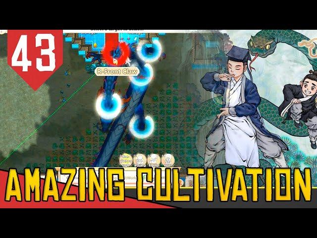 Segunda INVASÃO DO DRAGÂO - Amazing Cultivation Simulator Immortal #43 [Gameplay PT-BR]