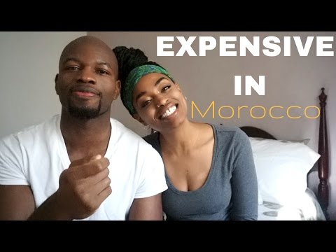5 Surprisingly EXPENSIVE Things in Morocco
