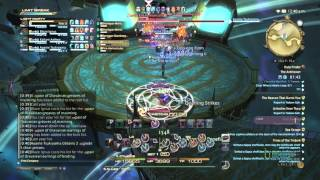 FFXIV: Heavensward Gameplay - 80 - Black Mage - The Antitower