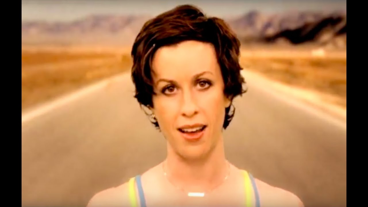 Alanis Morissette Everything Official Video Youtube