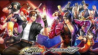 拳皇群星X鐵拳7 血的宿命 鐵拳篇 KOF ALLSTAR 格鬥天王