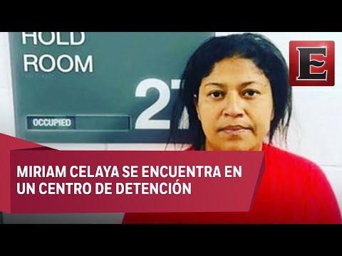 Detienen en San Diego a migrante hondureña que rechazó plato de frijoles