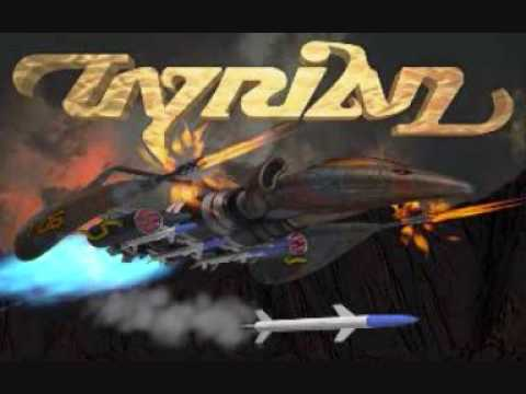 Tyrian music -  zanacs - music by Alex Brandon