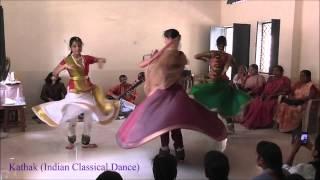 Tukda Awantika Kathak Dance Group Khajuraho