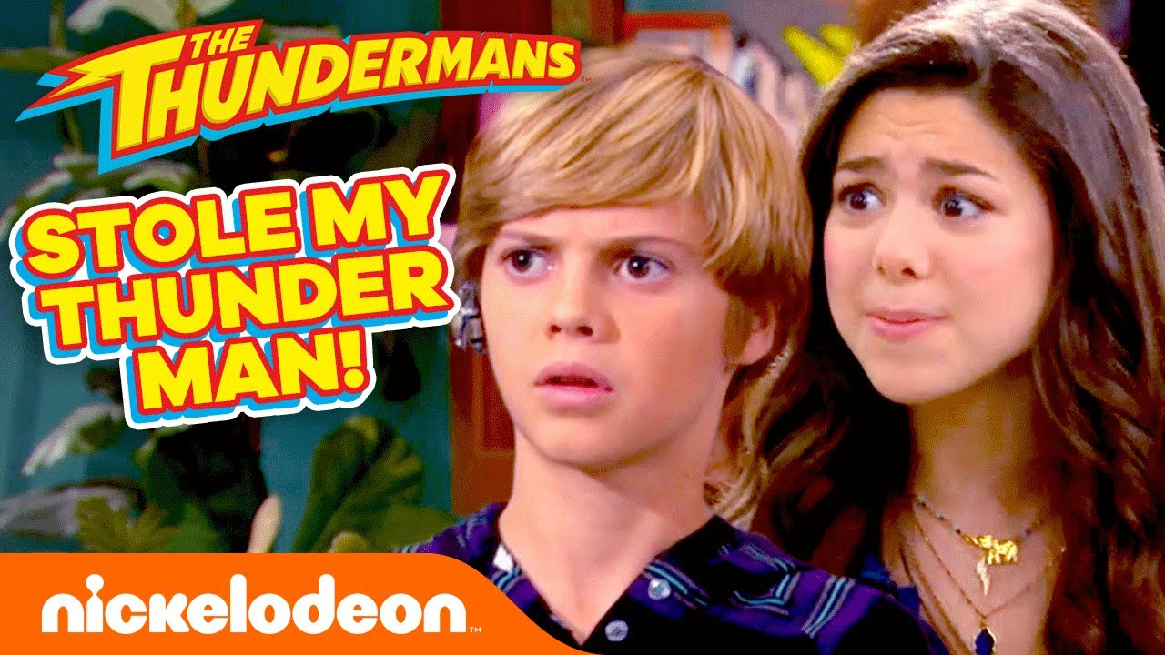 """""""You Stole My Thunder, Man"""" 5 Minute Episode ft. Jace Norman! 
