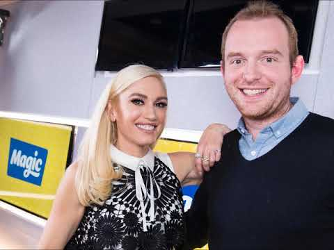 Gwen Stefani Interview on Magic Radio, December 9, 2017