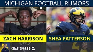 Michigan Football Rumors: Shea Back In 2019, Recruiting Update, Wolverines In Rankings, MSU Preview