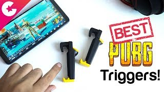 Looking For BEST PUBG MOBILE TRIGGERS?? WATCH THIS!!