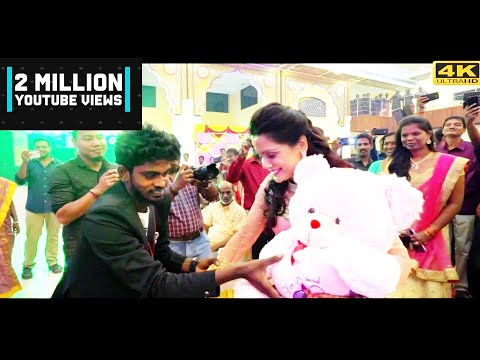 Chennai Style | Veetu Kuthu Vilakku Song  | Best Ever Wediding Dance | Bride ND Groom