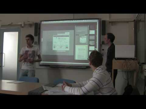 Multimodal Interaction (DG 303, 2009), Presentation 1