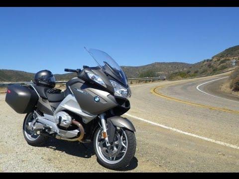 Malibu loop tour, winter ride, BMW R1200RT